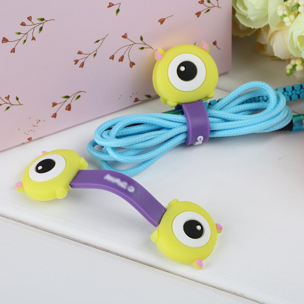 FFFAS 2 Piece Cute Cartoon Anime  Cable Fastener