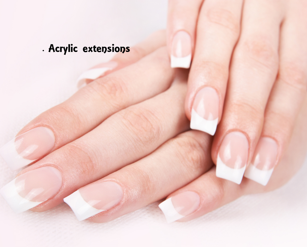 All About Nail Extensions