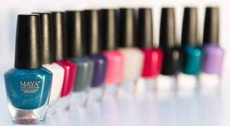 7 Reasons Why Buying Nail Polish Online is Much Better!