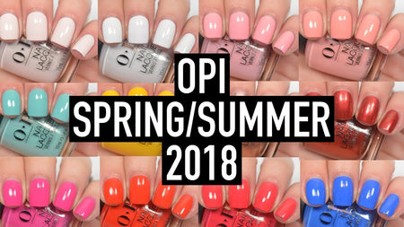 6 Nails to Try for Spring 2018