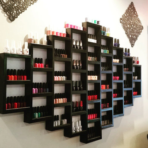 Organize Nail Polishes In Creative Ways The Nail Supply Store