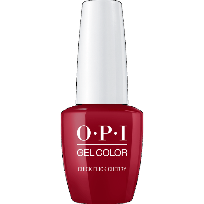 OPI GELCOLOR, CHICK FLICK CHERRY