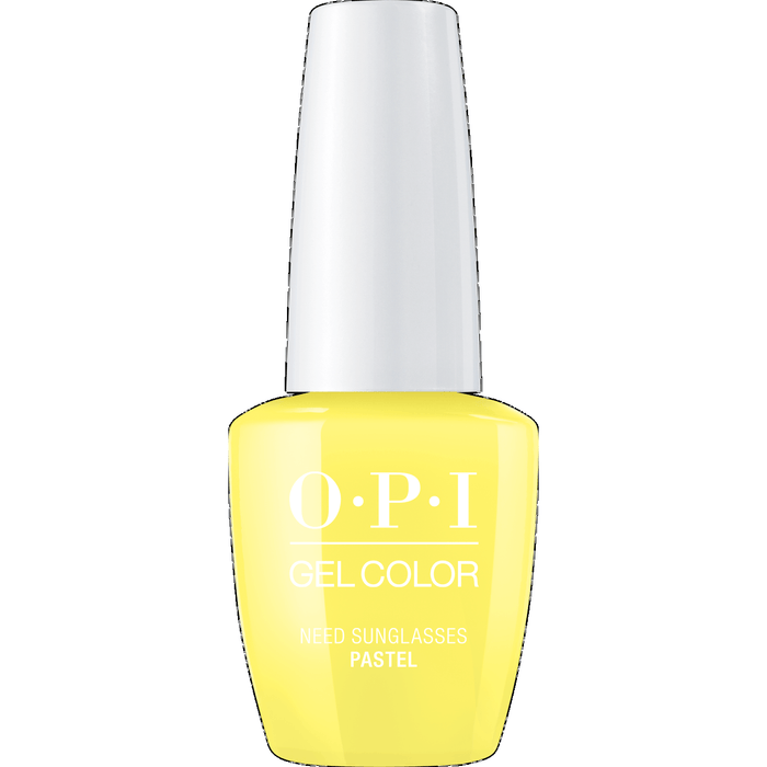 OPI GELCOLOR, PASTEL NEED SUNGLASSES