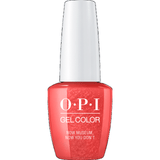 OPI GELCOLOR, NOW MUSEUM, NOW YOU DON'T