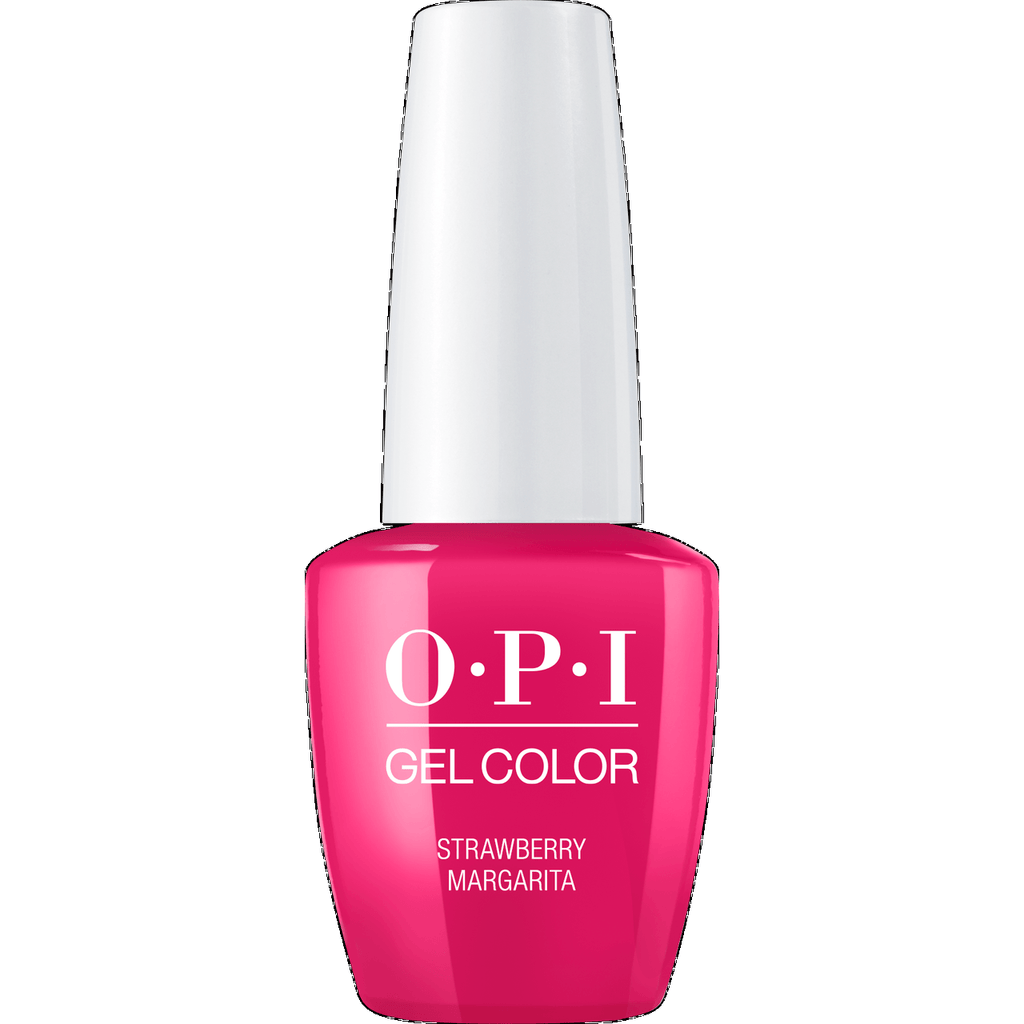 OPI GELCOLOR, STRAWBERRY MARGARITA - M23