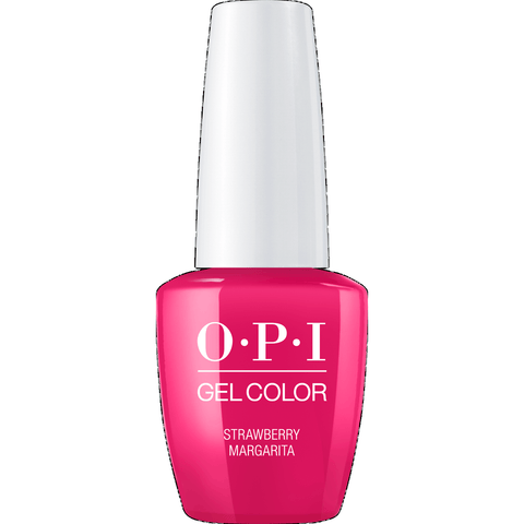 OPI GELCOLOR, STRAWBERRY MARGARITA