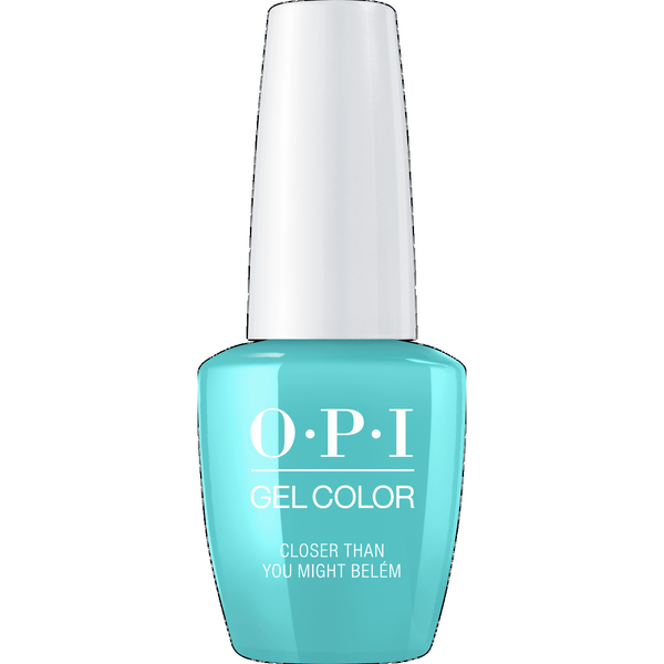 OPI GELCOLOR, CLOSER THAN YOU MIGHT BELEM
