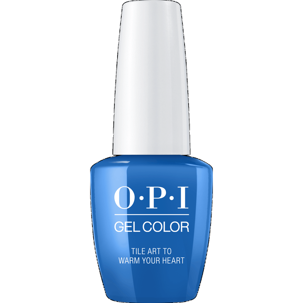 OPI GELCOLOR, TILE ART TO WARM YOUR HEART - L25