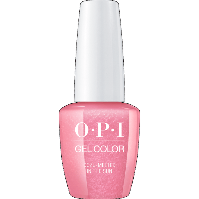 OPI GELCOLOR, COZU-MELTED IN SUN