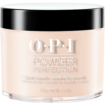 OPI DIPPING COLOR POWDERS - BE THERE IN A PROSECCO