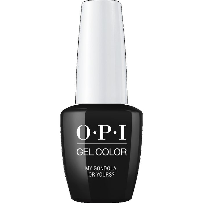 OPI GELCOLOR, MY GONDOLA OR YOURS