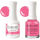 Kiara Sky Gel + Nail Polish - Ballet Slippers - 407