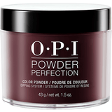 DPI43 - OPI DIPPING COLOR POWDERS - BLACK CHERRY CHUTNEY