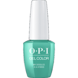 OPI GELCOLOR, MY DOGSLED IS A HYBRID