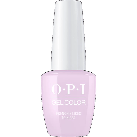 OPI GELCOLOR, FRENCHIE LIKES TO KISS GC G47