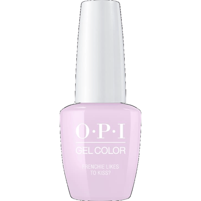 OPI GELCOLOR, FRENCHIE LIKES TO KISS