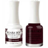 Kiara Sky Gel + Nail Polish - POSH ESCAPE 504