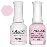 Kiara Sky Gel + Nail Polish - RuralStPink 510