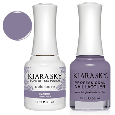 Kiara Sky Gel + Nail Polish - Roadtrip 513