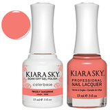 Kiara Sky Gel + Nail Polish -LILAC LOLLIE 542