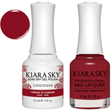 Kiara Sky Gel + Nail Polish - I DREAM OF PAREDISE 546