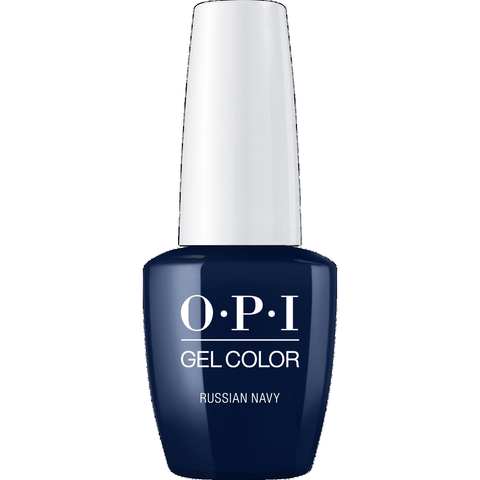 OPI GELCOLOR, RUSSIAN NAVY
