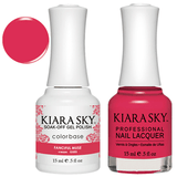 Kiara Sky Gel + Nail Polish - FANCIFUL MUSE 553