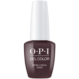 OPI GELCOLOR, KRONA-LOGICAL ORDER