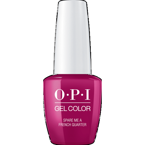 OPI GELCOLOR, SPARE ME A FRENCH QUARTER - N55