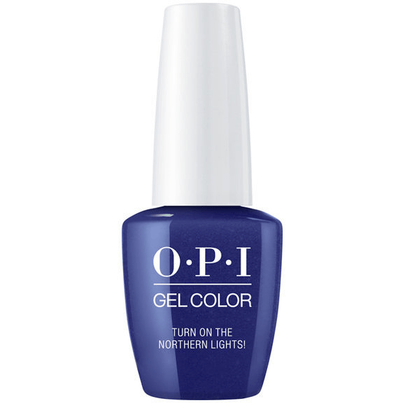 OPI GELCOLOR, TURN ON THE NORTHERN LIGHTS - I57
