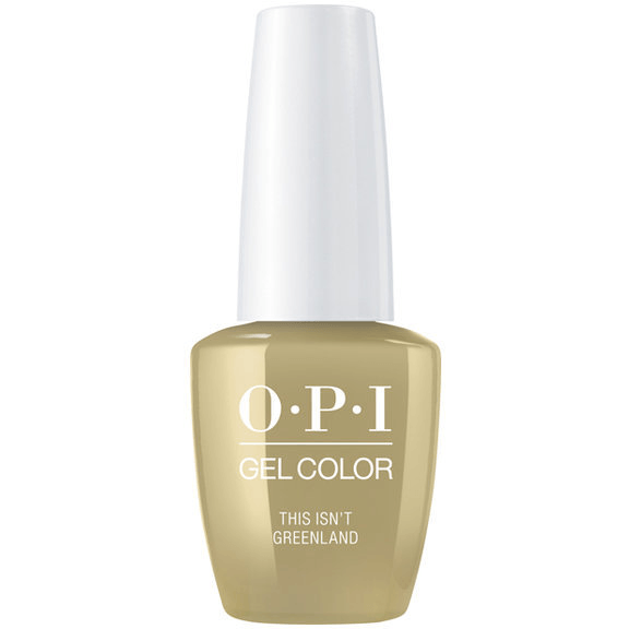 OPI GELCOLOR, THIS ISN'T GREENLAND - I58