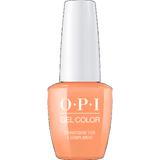 OPI GELCOLOR, CRAWFISHIN' FOR A COMPLIMENT
