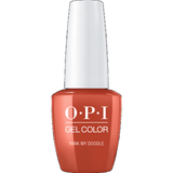 OPI GELCOLOR, YANK MY DOODLE - W58