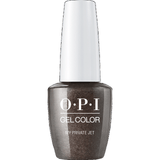 OPI GELCOLOR, MY PRIVATE JET
