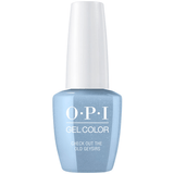 OPI GELCOLOR, CHECK OUT THE OLD GEYSIRS