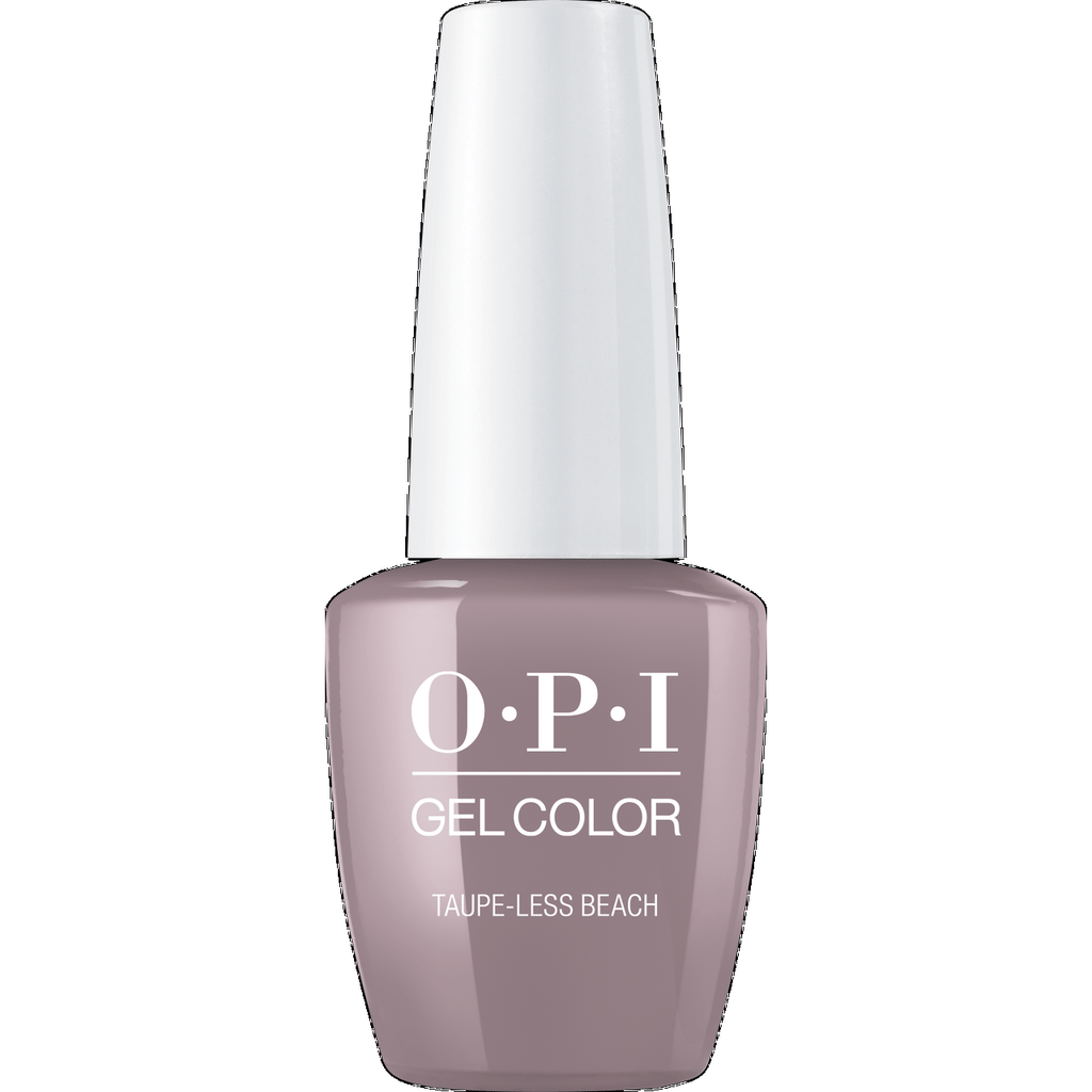 OPI GELCOLOR, TAUPE-LESS BEACH - A61