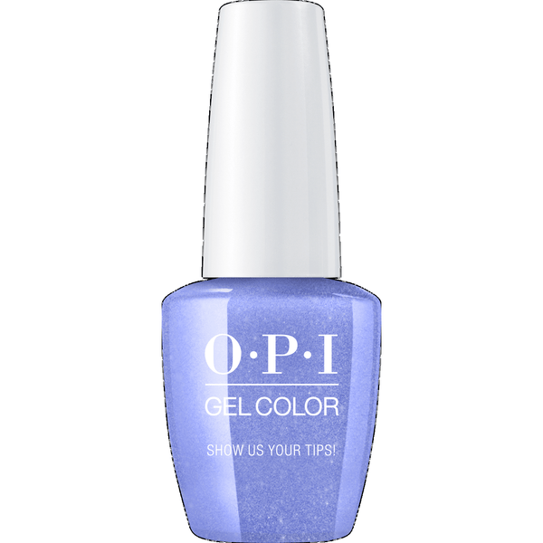OPI GELCOLOR, SHOW US YOUR TIPS - N62