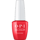 OPI GELCOLOR, CAJUN SHRIMP