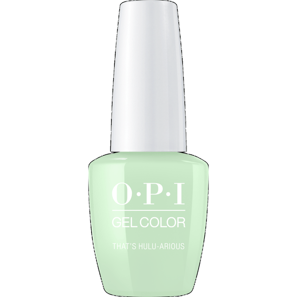 OPI GELCOLOR, THAT'S HULU-ARIOUS