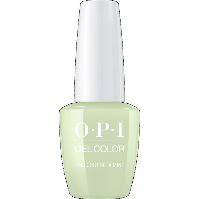OPI GELCOLOR, THIS COST ME A MINT