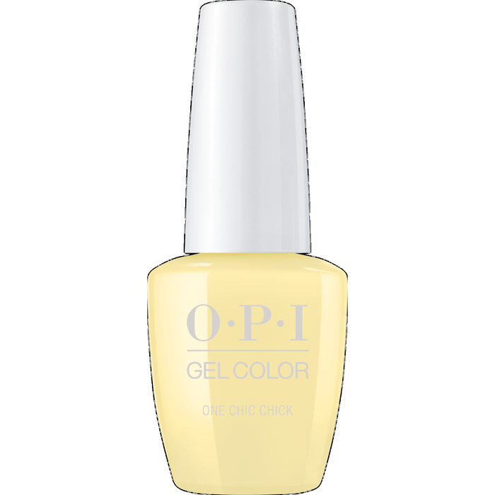 OPI GELCOLOR, ONE CHIC CHICK