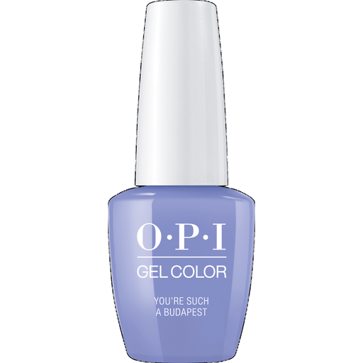 OPI GELCOLOR, YOU'RE SUCH A BUDAPEST