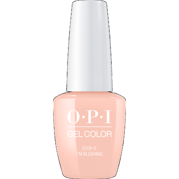 OPI GELCOLOR, STOP I AM BLUSHING