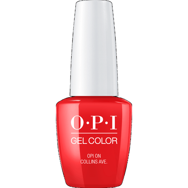 OPI GELCOLOR, OPI ON COLLINS AVE.