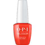 OPI GELCOLOR, LIVING ON THE BULA-VARD