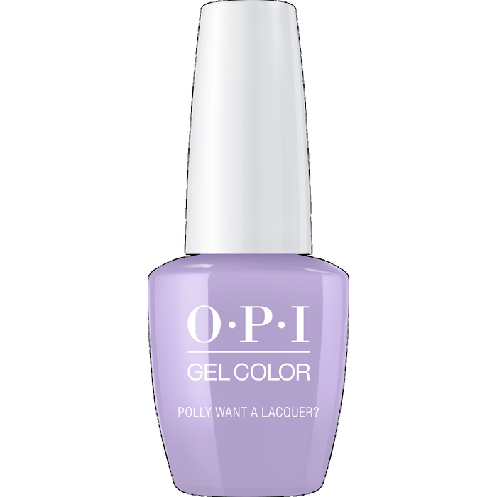 OPI GELCOLOR, POLLY WANT A LACQUER