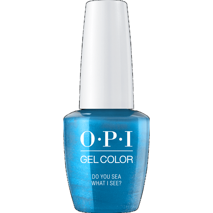 OPI GELCOLOR, DO YOU SEA WHAT I SEA