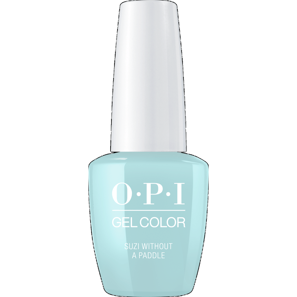 OPI GELCOLOR, SUZI WITHOUT A PADDLE - F88