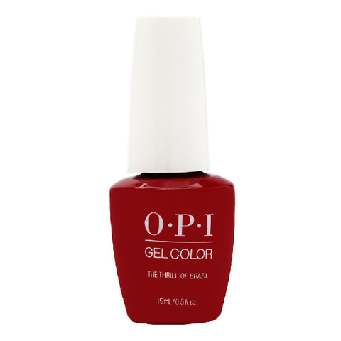 OPI GELCOLOR, THE THRILL OF BRAZIL - A16
