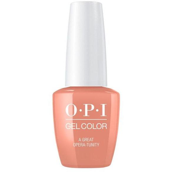 OPI GELCOLOR, A GREAT OPERA-TUNITY